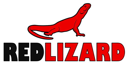 red lizard logo